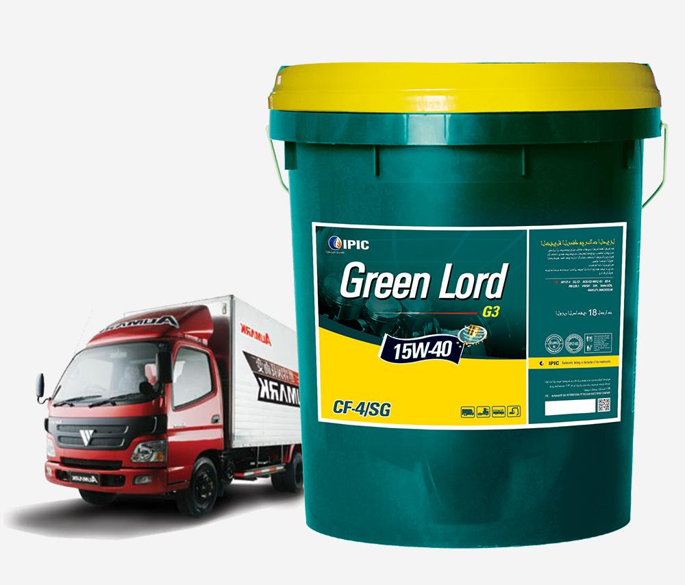 绿尊G3——CF-4/SG重型柴油发动机润滑油18L