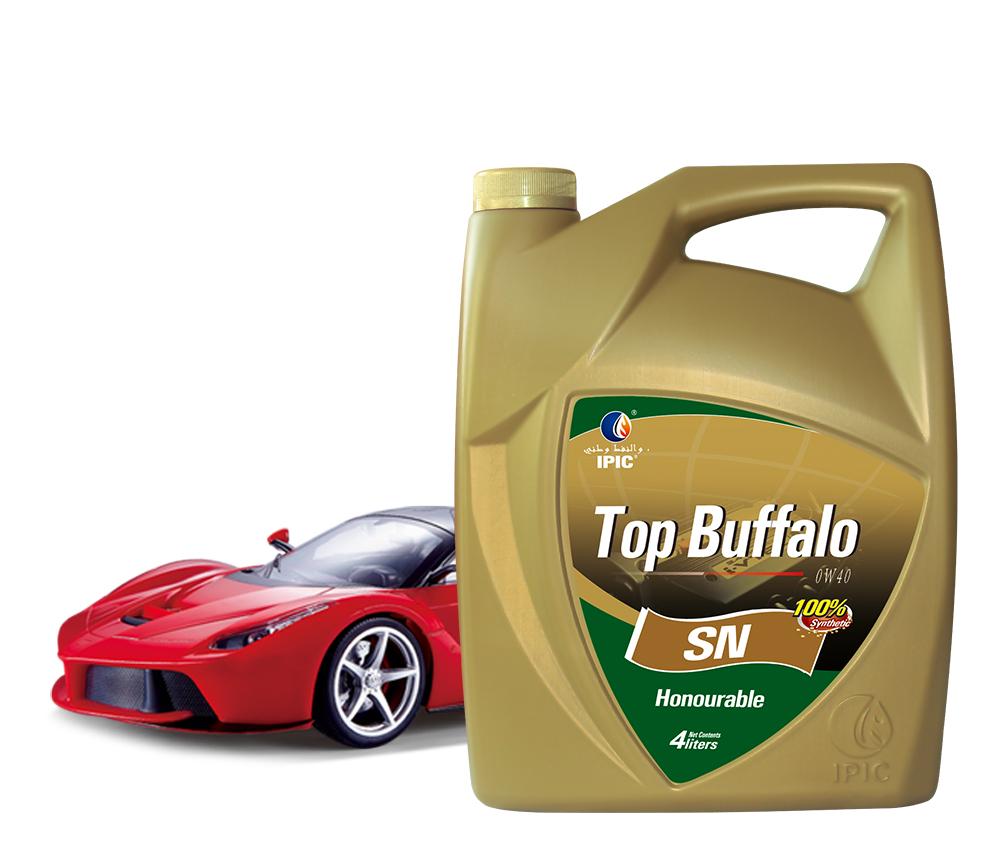 超级尊爵——SN全合成轿车发动机润滑油
