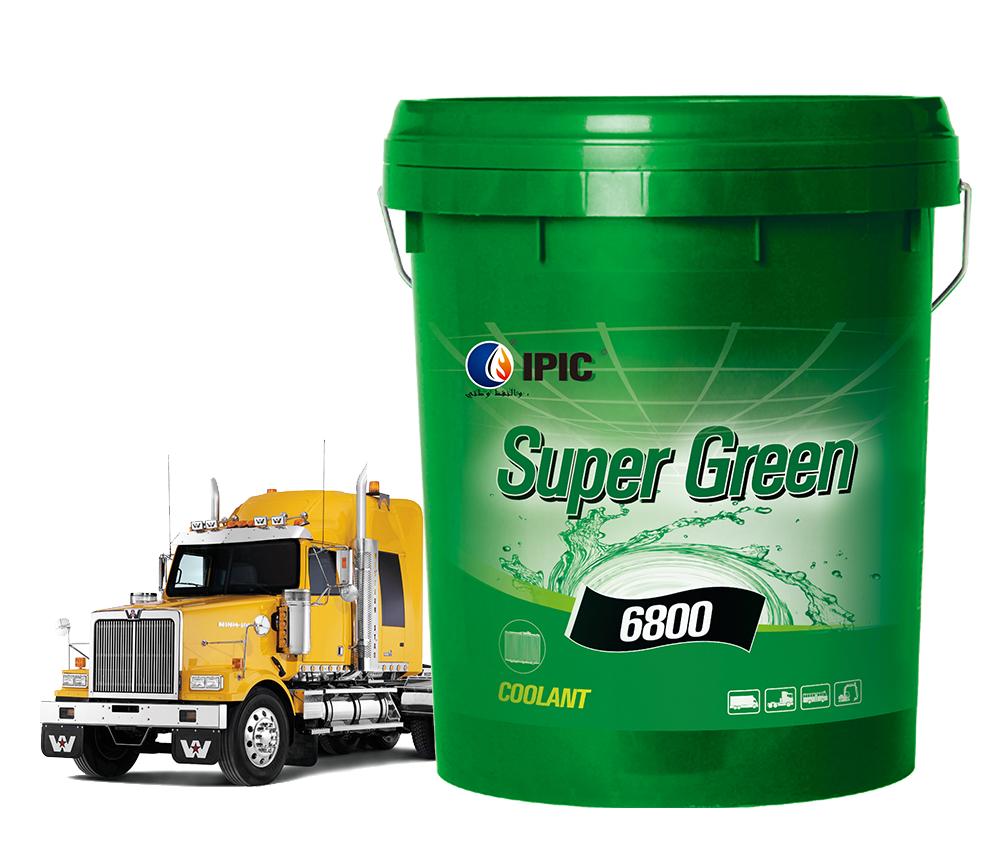 超绿6800——水箱冷却液18L