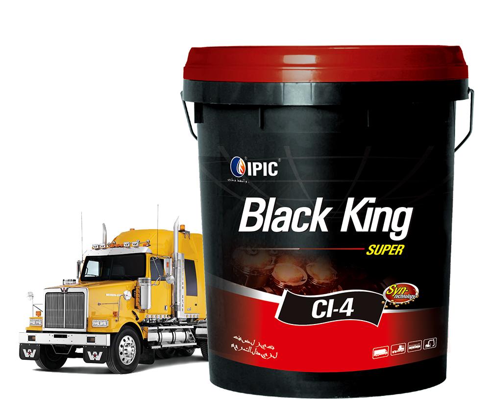 超级黑皇——CI-4重负荷合成柴油发动机润滑油18L