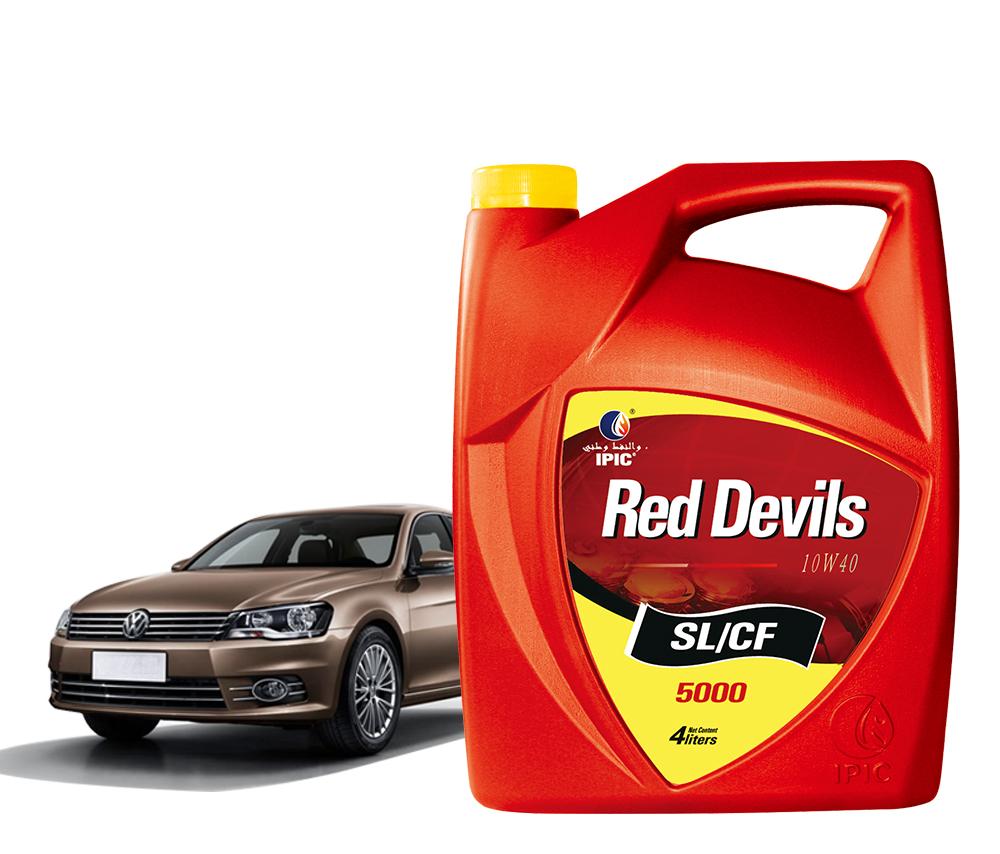 红魔5000——SL/CF轿车发动机润滑油4L
