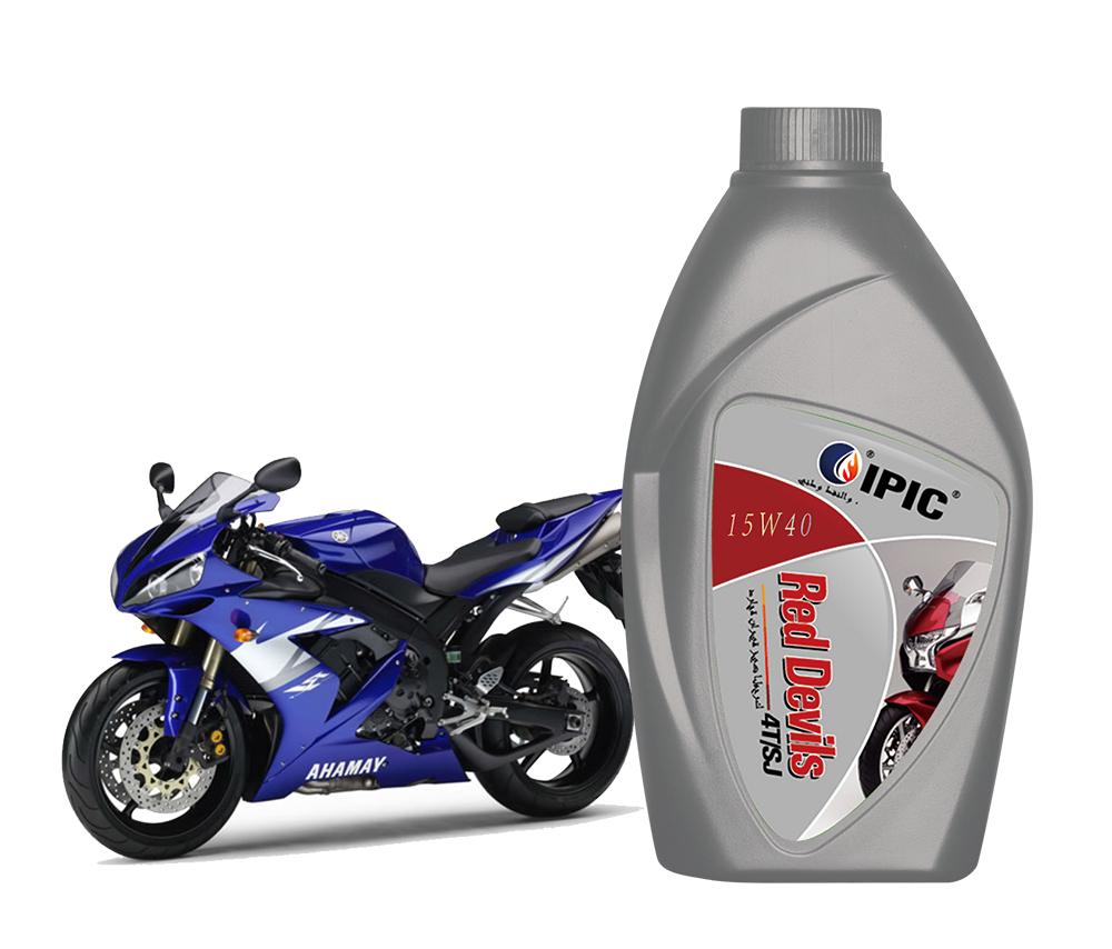 红魔 ——4T /SJ四冲程摩托车发动机润滑油
