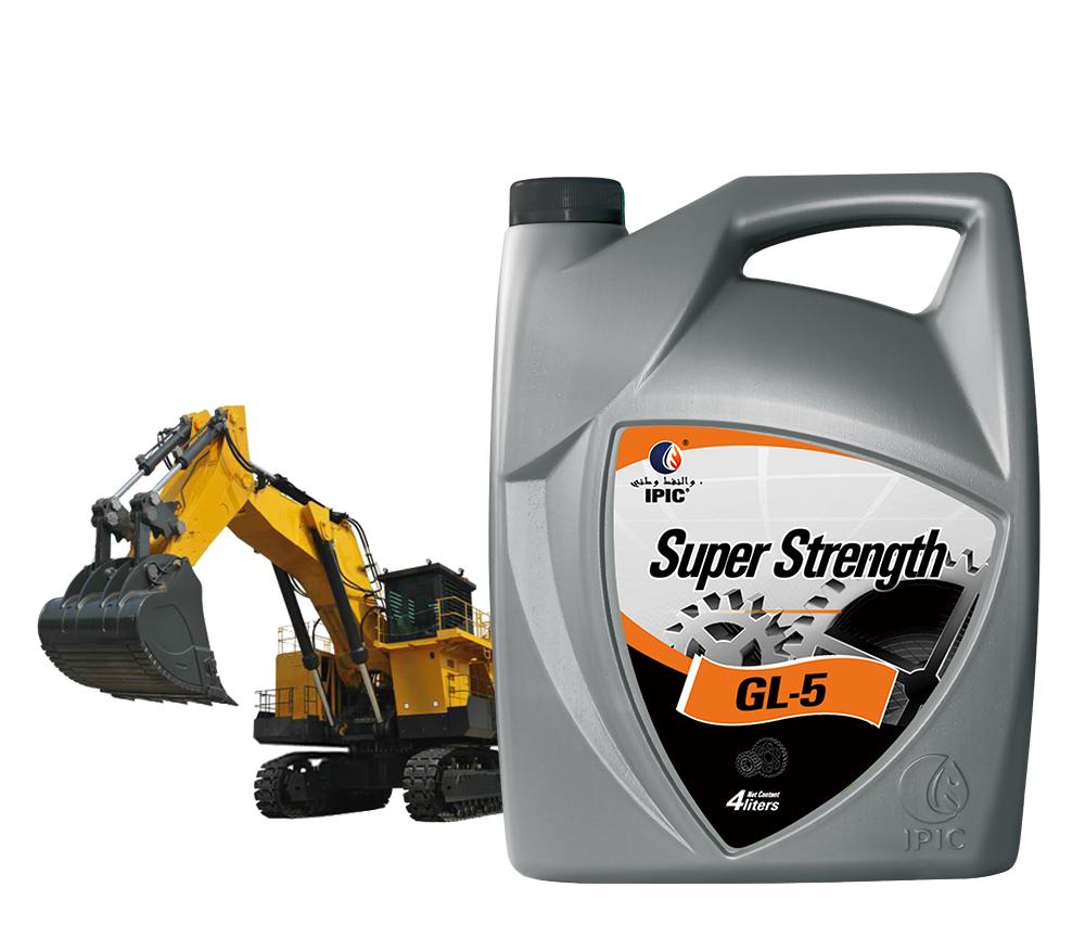 吉霸——GL-5重负荷齿轮油