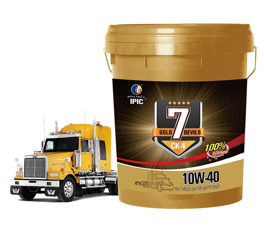 金魔7号—CK-4合成重负荷柴机油