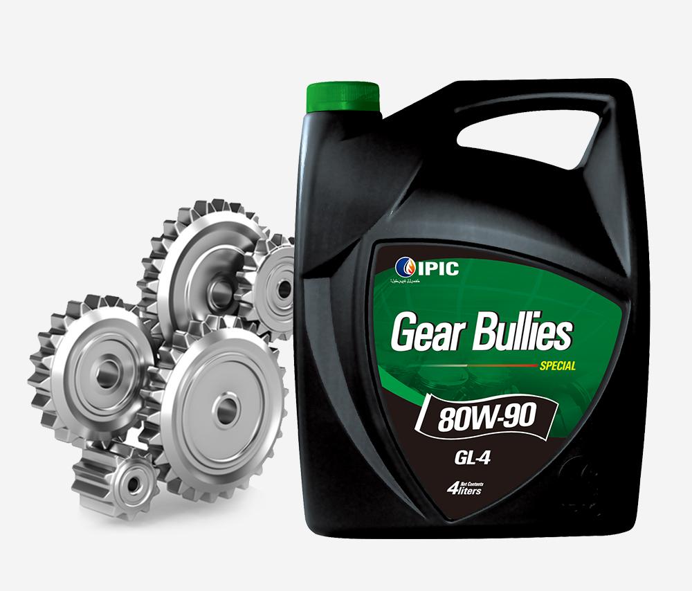 齿霸——GL4轿车多用途齿轮油