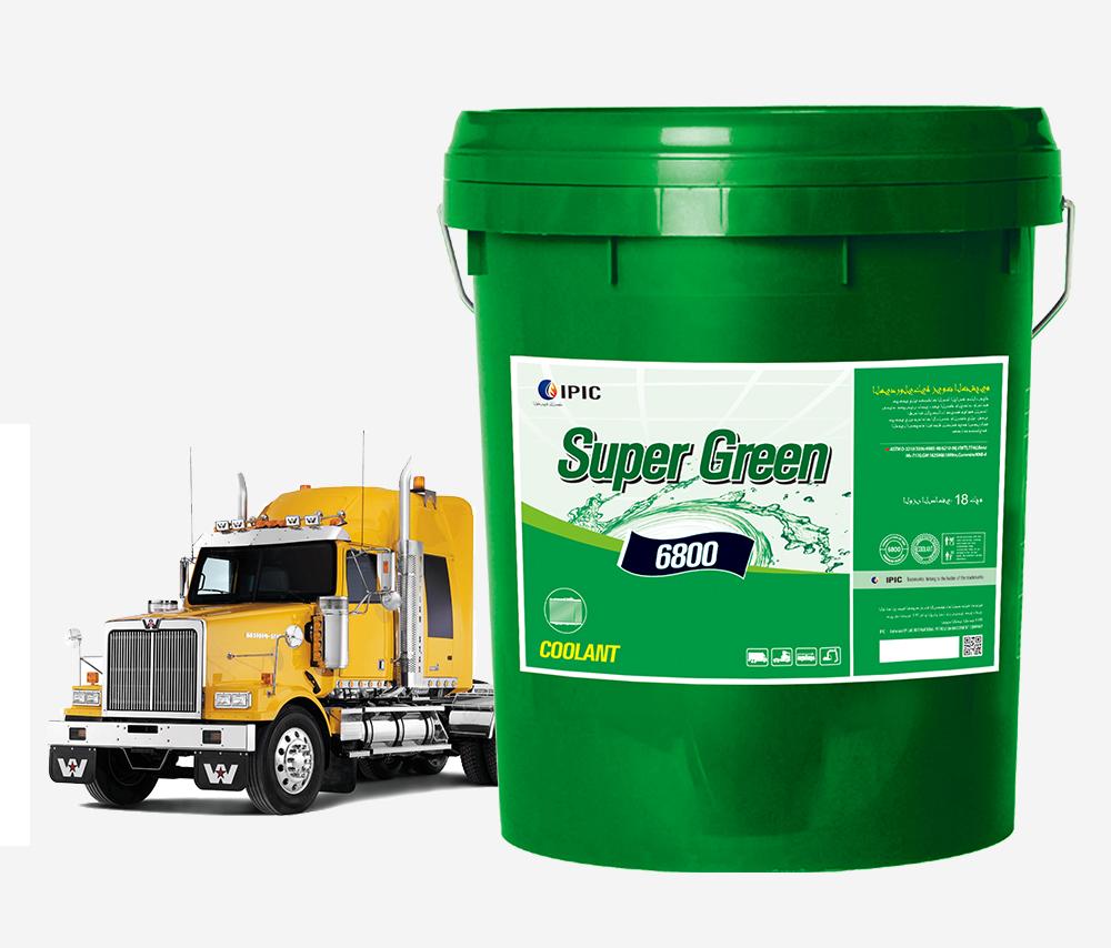 超绿——水箱冷却液18L