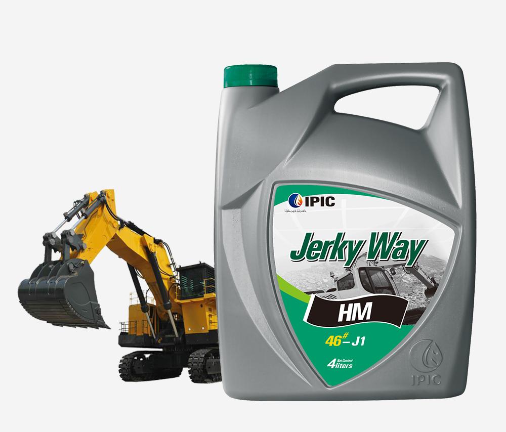 吉威——J1 HM长寿命抗磨液压油4L